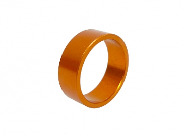 Distanzring 25 X 10mm gold