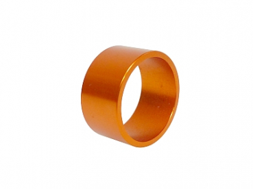 Distanzring 25 X 15mm gold